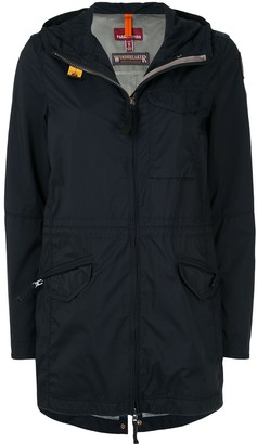 Parajumpers Zip-Up Hooded Parka