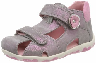 Superfit Baby Girls Fanni Open Toe Sandals