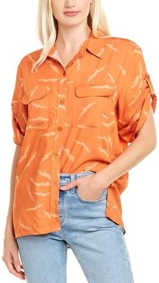 Equipment Marilau Silk Shirt