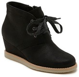 Revel Girls' Revel Danna Crate Bottom Fashion Wedge Booties - Assorted Colors