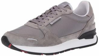 Emporio Armani Men's Lace up Sneaker