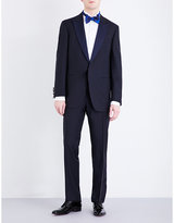 Canali Slim-fit Wool And Mohair-blend Suit