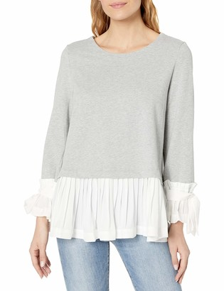 Sugar Lips Sugarlips Women's Imogen Ruffle Knit Top