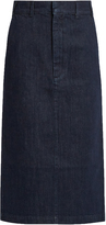 Raey Denim pencil skirt