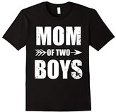 Sky Mom Of Two Boys T-Shirt