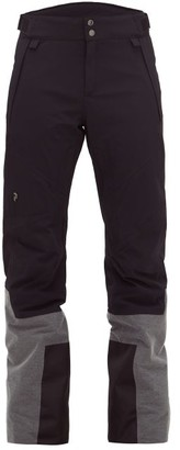 Peak Performance Valearo Two-tone Ski Trousers - Womens - Black