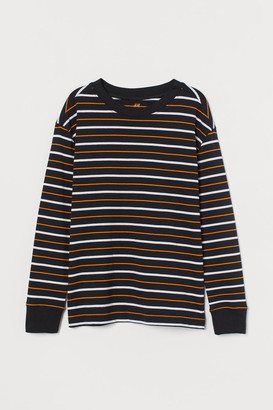 H&M Long-sleeved jersey top