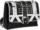 Paula Cademartori Fringe Embellished Chain Shoulder Bag