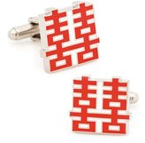Cufflinks, Inc. Double Happiness Cufflinks