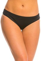 Oakley Women's Core Solids Shirr Hipster Bikini Bottom 8137167