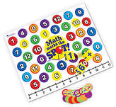 Learning Resources Math Marks the Spot Game