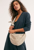 Free People Fp Collection Ami Suede Shoulder Sling Bag by FP Collection at