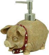 Bacova Guild Oscar the Pig Soap Dispenser