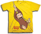Freeze Toddler Boys S/S Curious George Graphic T-Shirt
