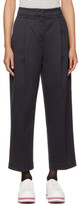 YMC Navy Market Trousers