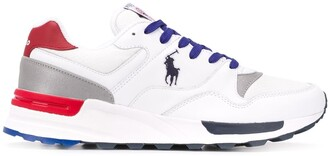 Polo Ralph Lauren Contrast Lace Sneakers