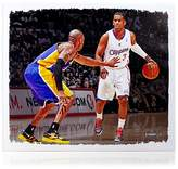 Steiner Sports Chris Paul Canvas Print