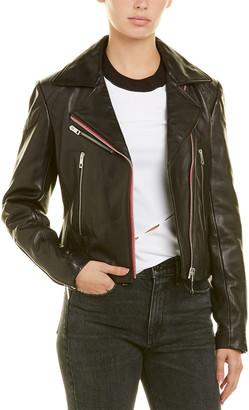 Rag & Bone Griffin Leather Jacket