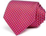 Turnbull & Asser Grid Fence Wide Tie