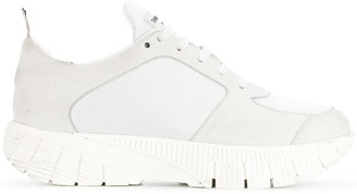 Thom Browne Raised Rubber Sole Running Shoe