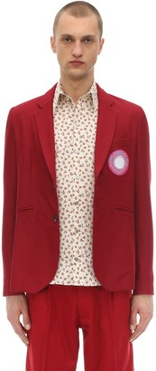 Passarella Death Squad Tailored Japanese Wool Jacket