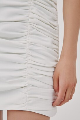 C/Meo CAPTIVE DRESS Ivory