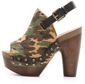 Flogg Daphene Chunky Sandals