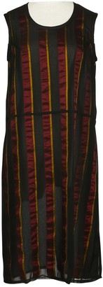 Comme des Garcons Multicolour Polyester Dresses
