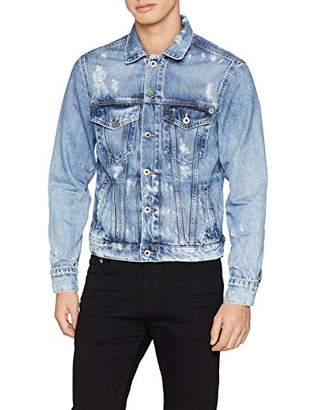 Pepe Jeans Men's Pinner Jacket Pm400908