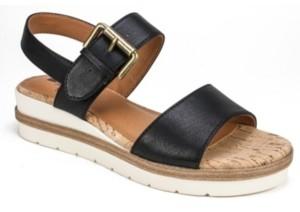 White Mountain Women's Newport Platform Sandals Women's Shoes