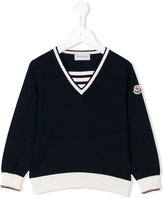 Moncler V-neck sweater