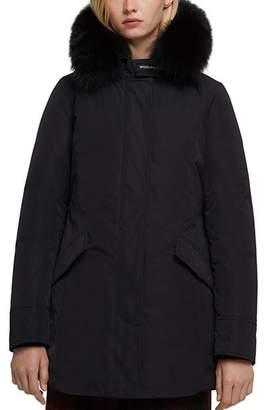 Woolrich Fur-Trim Luxury Arctic Parka