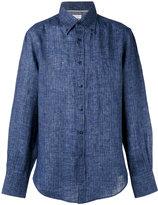 Brunello Cucinelli stripe shirt