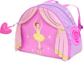 Kidorable Little Girls' Ballet Backpack