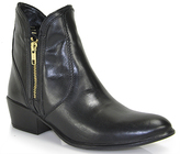Steve Madden Zipster - Leather Bootie