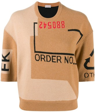 Mrz Graphic Printed Jumper