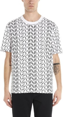 McQ Logo All Over T-Shirt