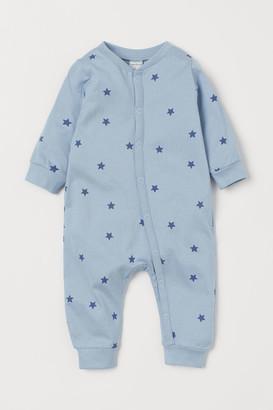 H&M Cotton jersey pyjamas