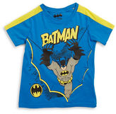 Nannette Boys 2-7 Boys Colorblocked Batman Tee