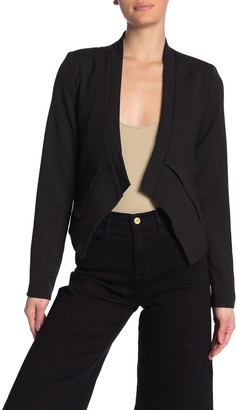 One One Six Layered Open Front Jacket