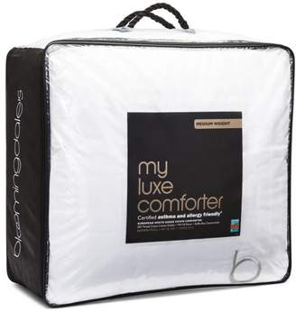 Bloomingdale's My Luxe Asthma & Allergy Friendly® Medium Weight Down Comforter, Full/Queen - 100% Exclusive