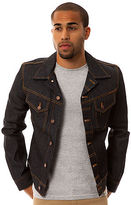 Nudie Jeans The Conny Organic Dry Jacket in Raw Indigo