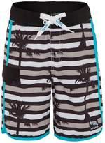 Platypus Australia Boys UPF50+ Optic Stripe Slim Boardshorts