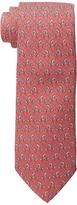Vineyard Vines Bass & Rod Printed Tie