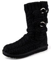 UGG Tularosa Route Cable Knit Boots