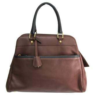 J&M Davidson J & M Davidson Brown Leather Handbags