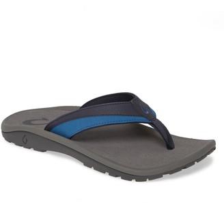 OluKai 'Ohana Koa' Flip Flop