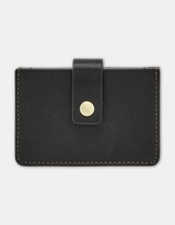 Fossil Mini Wallet Black Multi Card Case