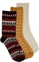 Madewell 3-Pack Metallic Mix Trouser Socks