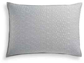 Hotel Collection Willow Bloom Quilted King Sham, Created for Macy's Bedding
